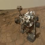 На Марсе найдены азотосодержащие соединения