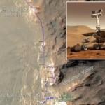 Марсоход-чемпион: Opportunity проходит полную марафонскую дистанцию по поверхности Красной Планеты