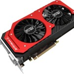 Palit оснастила 4 Гбайт памяти ускоритель GeForce GTX 960 JetStream