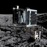 Первые попытки установить связь с зондом Philae не принесли успеха