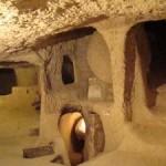 В Турции случайно обнаружен крупнейший подземный город, возникший 5.000 лет назад