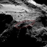 ++Rosetta попытается установить связь с зондом Philae на комете Чурюмова-Герасименко