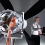 Компания Siemens представляет рекордно эффективный двигатель, предназначенный для электрических само...