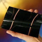 В России разработана новая технология производства гибких солнечных батарей
