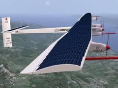 солнечный самолёт