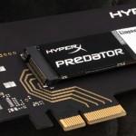 SSD-накопители Kingston HyperX Predator PCIe поступили в продажу по цене от €290