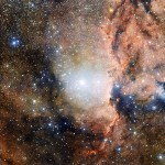 Фото дня: феерия новых звезд