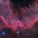 Астрономы получили редкое фото Стены в Лебеде во Вселенной
