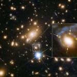 Телескоп «Хаббл» запечатлел взрыв сверхновой в четырех «повторах»