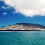 В Тихом океане появился новоиспеченный остров
