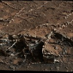 Марсоход обнаружил каналы, по которым могла течь вода
