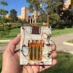 Суперконденсатор в 5 раз тоньше листа бумаги
