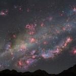 Как выглядело наше небо 10 миллиардов лет назад?