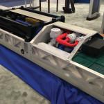 Боевой лазер третьего поколения готов к испытаниям