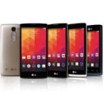 Cмартфон LG Leon поступает в продажу в России