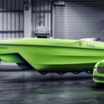 Skoda создала быстроходный катер