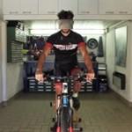 Widerun: в виртуальную реальность верхом на велосипеде