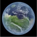 Ученым доподлинно известно, как выглядела Земля миллиарды лет назад