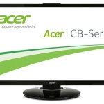 Acer выпустила профессиональный 4K-монитор с диагональю 24 дюйма