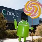 Доля Lollipop на Android-рынке впервые превысила 5 процентов