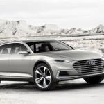 Audi Prologue Allroad: вседорожный концепт-кар с гибридной силовой установкой