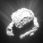 Комета 67P оказалась без магнитного поля