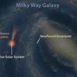 Космический телескоп Spitzer обнаружил еще одну из самых далеких среди известных людям экзопланет