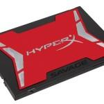 HyperX Savage SSD: твердотельные накопители в формате 2,5 дюйма