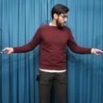 Эксперимент: каково быть невидимкой?