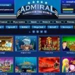 Онлайн – казино Адмирал: его преимущества и особенности выплат
