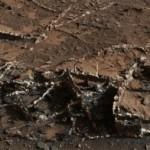 Марсоход Curiosity наткнулся на марсианский геологический Клондайк