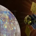 Космический аппарат MESSENGER готовится к завершению своей мисси, которая закончится крушением на по...