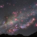 Астрономы продемонстрировали, как могла выглядеть галактика Млечного Пути 10 миллиардов лет назад