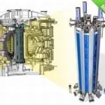 Машины-монстры: Central Solenoid - огромный сверхпроводящий магнит, который будет управлять термояде...