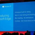 Microsoft BUILD 2015: на смену Internet Explorer приходит Edge