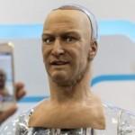 Ham - новый реалистичный робот компании Hanson Robotics