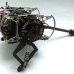 Создан робот-тушканчик, весьма забавно подражающий своему живому прототипу