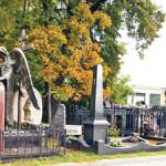 Незабываемое высокотехнологичное кладбище в Японии
