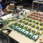 Немецкие подростки построили орган из 49 флоппи-дисководов
