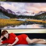 LG показала первый телевизор толщиной менее миллиметра