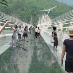 В Китае построят самый длинный в мире стеклянный мост