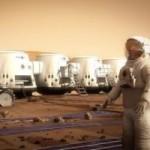 NASA заплатит $1 миллион за проект дома на Марсе