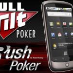Онлайн – покер на Вашем смартфоне. Приложение от FullTilt