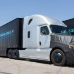 Inspiration – грузовик с автопилотом, разработанный концерном Daimler
