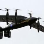 Десятимоторный беспилотник GL-10 впервые поднимается в воздух