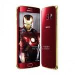 Вышел тизер смартфона Galaxy S6 Edge в стиле Железного человека