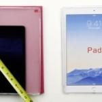 Чертёж корпуса 12.9-дюймового iPad Pro
