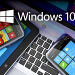Microsoft объявила дату выхода Windows 10