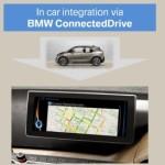 Новая система BMW поможет в поиске свободных мест на парковках