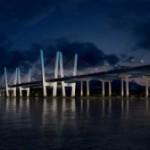 Philips превратит североамериканский мост в огромный световой экран